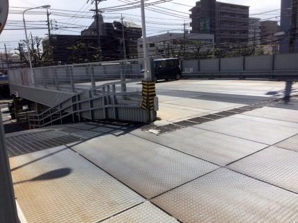 駐車場2階