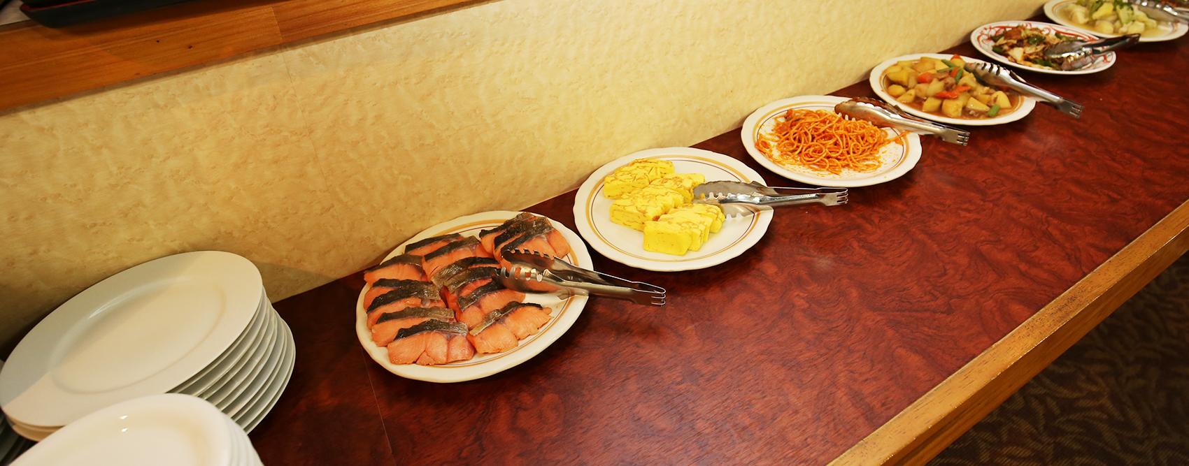 四日市のアポアホテルは地産地消にこだわった手作りの元気朝食です